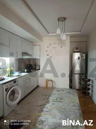 2 otaqlı yeni tikili - Qara Qarayev m. - 90 m² (1)