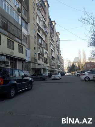 3 otaqlı köhnə tikili - Memar Əcəmi m. - 86 m² (1)
