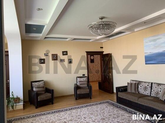 4 otaqlı yeni tikili - İnşaatçılar m. - 164 m² (1)
