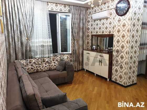 3 otaqlı yeni tikili - Memar Əcəmi m. - 80 m² (1)