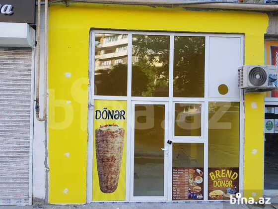 Obyekt - Yeni Yasamal q. - 20 m² (1)