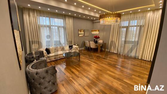 4 otaqlı yeni tikili - Nəsimi r. - 140 m² (1)