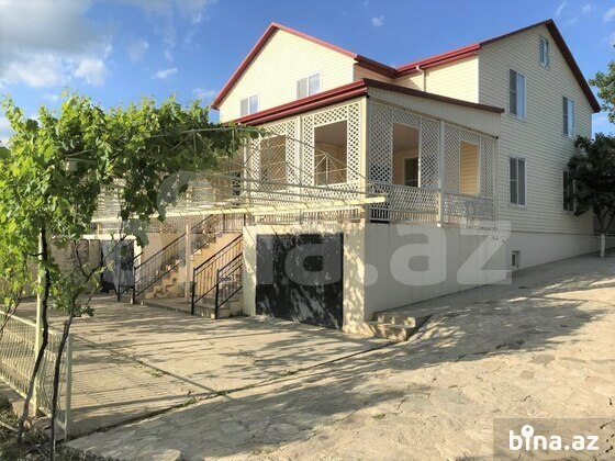 Дача - Шемаха - 270 м² (1)