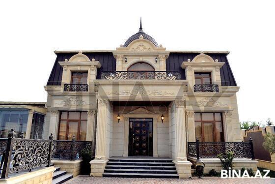8 otaqlı ev / villa - Bilgəh q. - 350 m² (1)