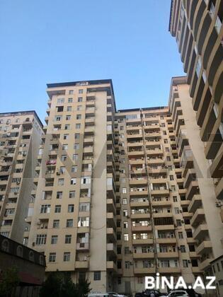 3 otaqlı yeni tikili - Həzi Aslanov m. - 100 m² (1)