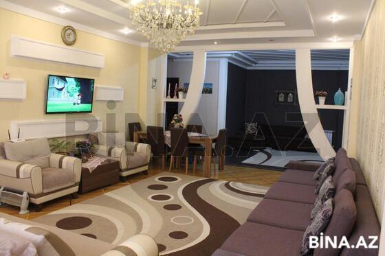 3 otaqlı yeni tikili - Nəsimi r. - 156 m² (1)