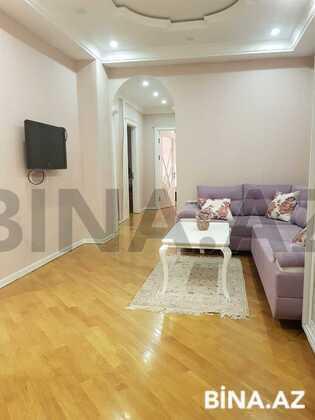 3 otaqlı yeni tikili - Nəriman Nərimanov m. - 130 m² (1)