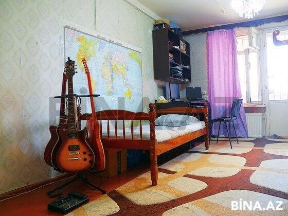 3-комн. вторичка - м. Иншаатчылар - 75 м² (1)