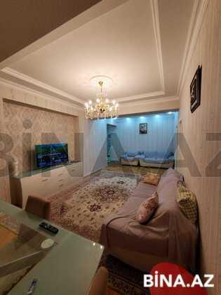 3 otaqlı yeni tikili - Yeni Yasamal q. - 113 m² (1)