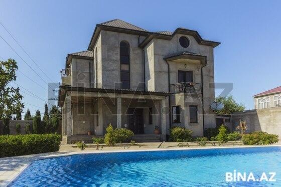 Bağ - Mərdəkan q. - 447 m² (1)