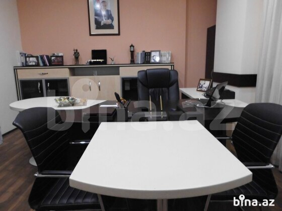 7 otaqlı ofis - Memar Əcəmi m. - 220 m² (1)