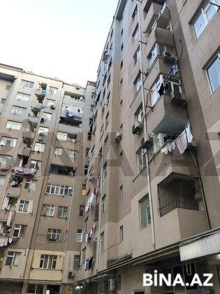 3 otaqlı yeni tikili - İnşaatçılar m. - 105 m² (1)