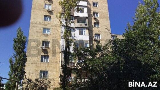 2 otaqlı köhnə tikili - Qara Qarayev m. - 52 m² (1)