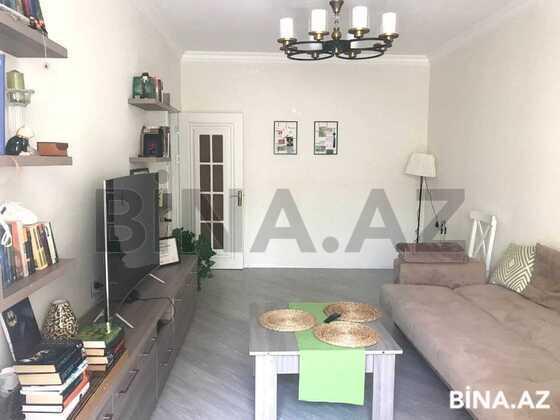 2 otaqlı köhnə tikili - Gənclik m. - 51 m² (1)