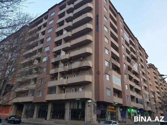 3 otaqlı yeni tikili - Elmlər Akademiyası m. - 105 m² (1)