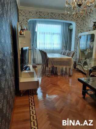 4 otaqlı köhnə tikili - Koroğlu m. - 100 m² (1)