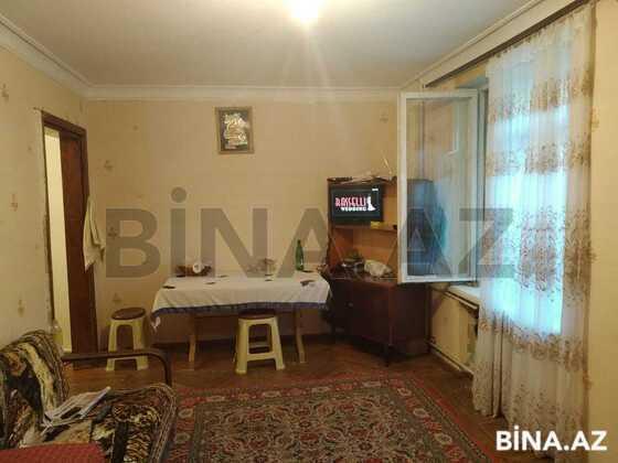 1 otaqlı köhnə tikili - İnşaatçılar m. - 31 m² (1)