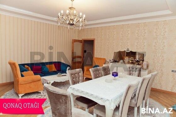 5 otaqlı yeni tikili - Elmlər Akademiyası m. - 165 m² (1)