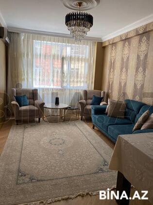 3 otaqlı yeni tikili - Yeni Yasamal q. - 107 m² (1)