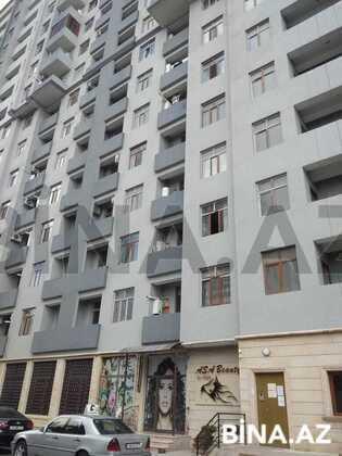 3 otaqlı yeni tikili - İnşaatçılar m. - 107 m² (1)