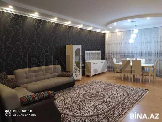 3 otaqlı yeni tikili - Nizami r. - 140 m² (1)