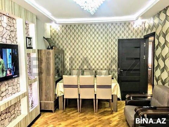 3 otaqlı köhnə tikili - Əhmədli m. - 70 m² (1)