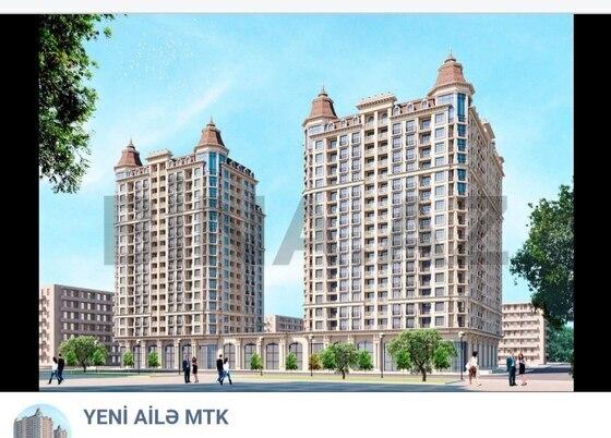 3 otaqlı yeni tikili - Nəsimi r. - 164 m² (1)