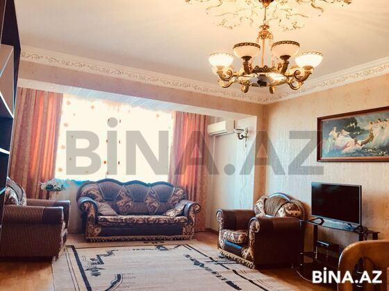 4 otaqlı köhnə tikili - Nərimanov r. - 110 m² (1)