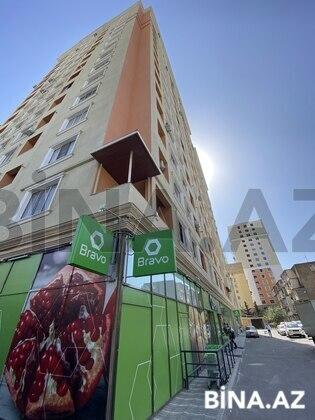 2 otaqlı yeni tikili - Elmlər Akademiyası m. - 85 m² (1)