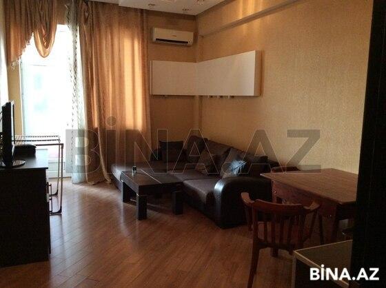2 otaqlı yeni tikili - Şah İsmayıl Xətai m. - 85 m² (1)