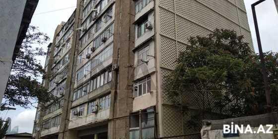 3 otaqlı köhnə tikili - Bayıl q. - 110 m² (1)