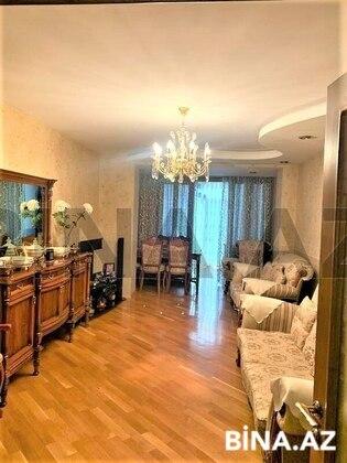 4 otaqlı köhnə tikili - Şah İsmayıl Xətai m. - 90 m² (1)