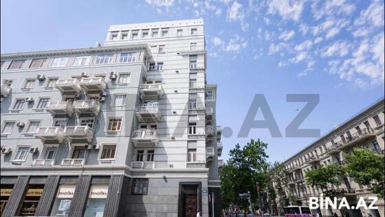 3 otaqlı köhnə tikili - Sahil m. - 100 m² (1)