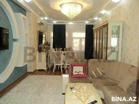 3 otaqlı ev / villa - İnşaatçılar m. - 74 m² (1)