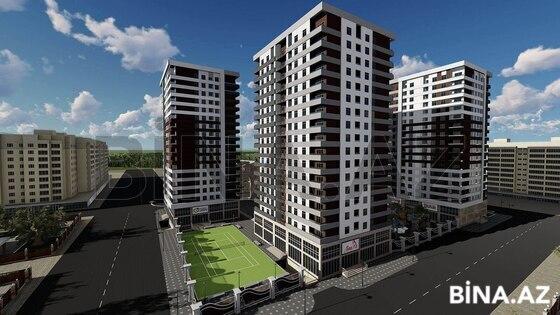 1 otaqlı yeni tikili - Memar Əcəmi m. - 59 m² (1)