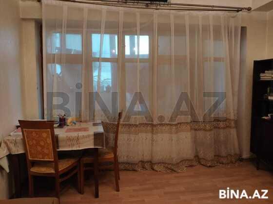 3 otaqlı köhnə tikili - Bayıl q. - 60 m² (1)
