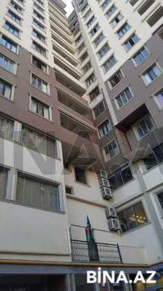 3 otaqlı yeni tikili - İnşaatçılar m. - 140 m² (1)