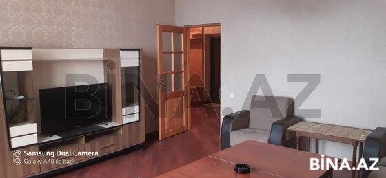 3 otaqlı yeni tikili - İnşaatçılar m. - 75 m² (1)