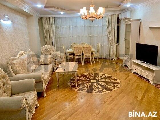 3 otaqlı yeni tikili - Nizami m. - 140 m² (1)