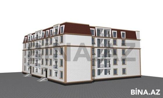 2-комн. новостройка - пос. Карачухур - 62.3 м² (1)