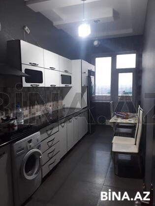 3 otaqlı yeni tikili - Memar Əcəmi m. - 145 m² (1)