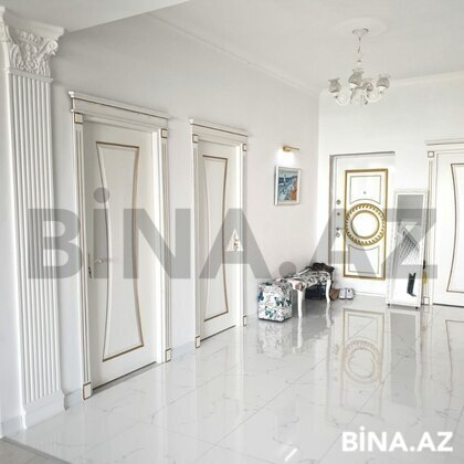 3 otaqlı yeni tikili - Badamdar q. - 115 m² (1)