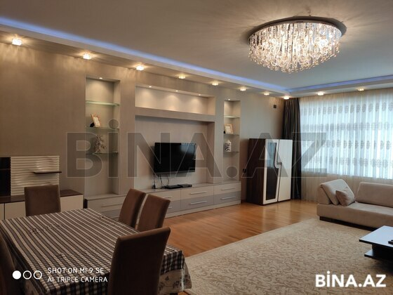 3-комн. новостройка - м. Элмляр Академиясы - 156 м² (1)