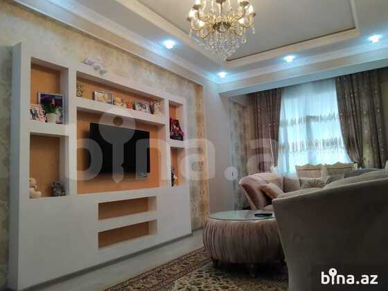 3 otaqlı yeni tikili - Yeni Yasamal q. - 95 m² (1)
