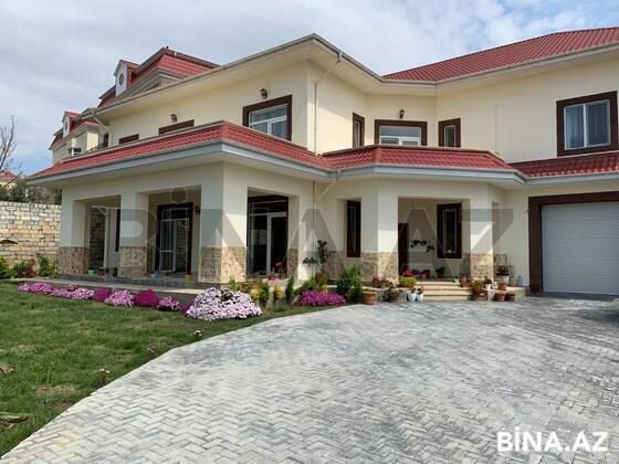 8 otaqlı ev / villa - Badamdar q. - 390 m² (1)