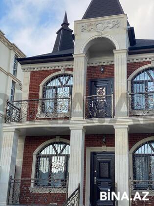 4 otaqlı ev / villa - 6-cı mikrorayon q. - 200 m² (1)