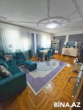 5 otaqlı köhnə tikili - Həzi Aslanov m. - 120 m² (1)
