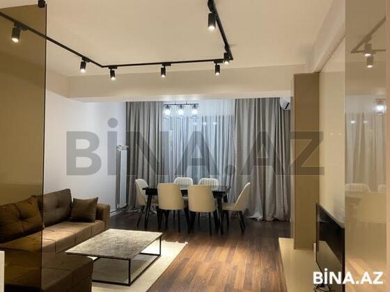 2 otaqlı yeni tikili - Şah İsmayıl Xətai m. - 69 m² (1)