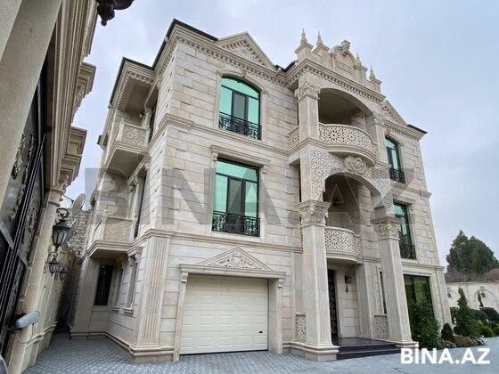 10 otaqlı ev / villa - Xətai r. - 750 m² (1)