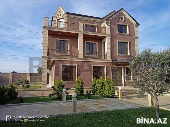 8 otaqlı ev / villa - Şağan q. - 420 m² (1)